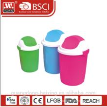 Корзина для мусора пластиковый/пластиковый мусор бен 2.7 L/6 L