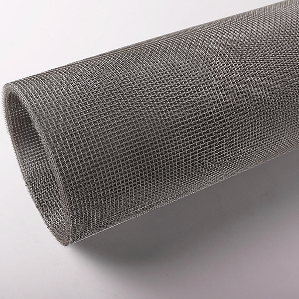 stainless steel wire crimped mesh