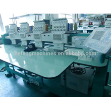 4 heads cap embroidery machine