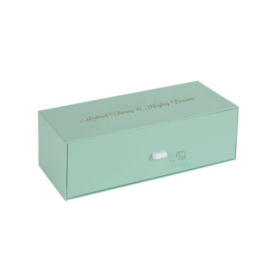 Design da gaveta Carton Paper Box With matte lamination