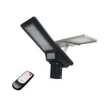Lámpara de calle llevada solar integrada al aire libre inteligente IP65