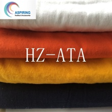 Tejidos 100% algodón de franela para ropa de dormir del bebé