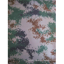 Fy-DC10 600d Oxford Polyester Printing Tissu Camouflage Numérique