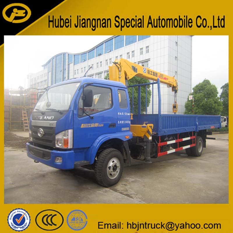 Boom Crane Truck For Sale