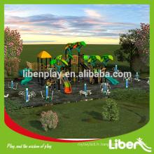 Liben Wonderful Outdoor Play Structures pour les tout-petits