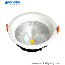 Triac 0-10V Dimmable LED Einbauleuchte 20W Großer Winkel