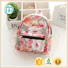 High Quality Canvas School Bags for Boys & Girls Children Canvas Backpacks For Student