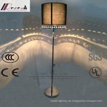 Europäische Hotel Dekorative Black Shade Fancy Design Stehlampe