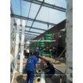 Conjunto completo de óleo de germe de milho prensa quente, filtro e máquina de refino