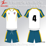 New Style Sublimation Custom Cheap Any Design Men Uniform Soccer