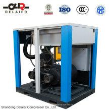 Compresor de aire de tornillo compresor de tornillo rotativo DLR DLR-100A (transmisión por correa)