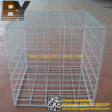 Hot Dipped Galvanized Gabion Basket Welded Gabion Cages