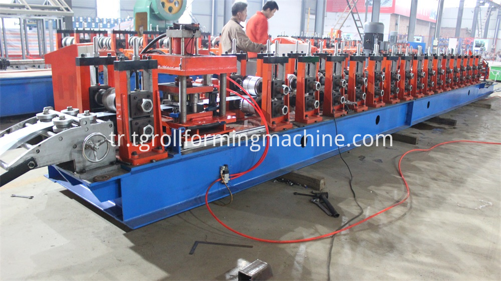 Electrical cabinet 8MF Profile Equipment
