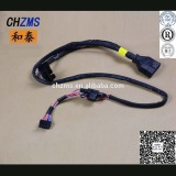 Hot selling OBD electrical automotive wire harness with auto connector