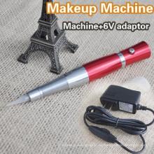 Professional Permanent Makeup Machine Delineador de labios de cejas