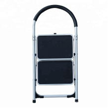 folding step stool/Foldable Heavy Duty 5 Steel Wide Step Ladder/Stepladder Non Slip Tread Safety Kitchen Stool domestic ladder