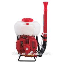 Hot sale!!18L Gasoline knapsack powersprayer, portable gasoline sprayer agricultuer machine for sale