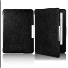 Cubierta elegante magnética del folio ultra delgado para Amazon Kindle Paperwhite