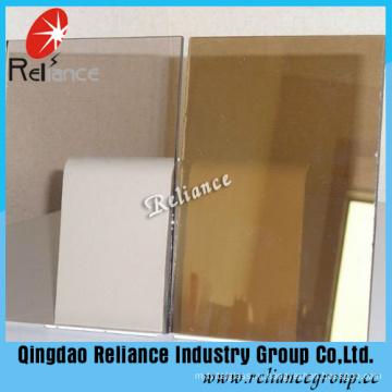5мм темно-бронзовое Подкрашиванное стекло/ Подкрашиванное стекло поплавка с ISO