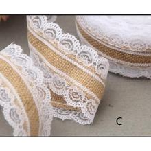 Decorative Elastic Lace Band Fabric for Clothes