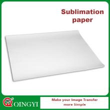 Hoja de papel de impresión por transferencia de calor por sublimación