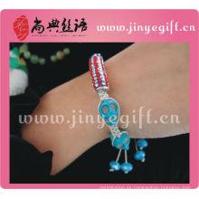 La más nueva joyería de verano Beach Fashion Accessory USA Flag Bracelet