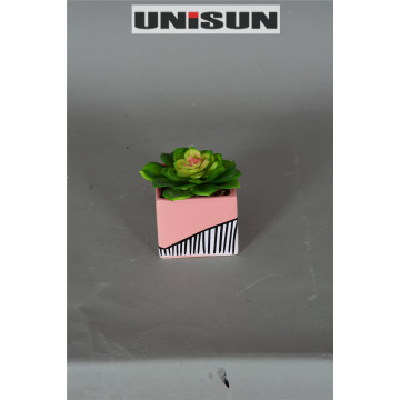 Potted Plants for Table Artificial Flower with Various Sizes (18-HF4053ABCDEF)