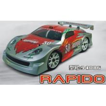 Nitro Carro Erc086 1/8 4WD Top 10 Nitro RC Carros
