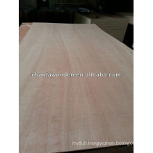 cheap 2.0mm veneer commercial plywood/thin plywood