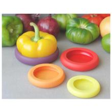 Made by Silicone factory Smart food huggers