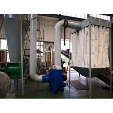 Produktionslinie der Holzpelletmühle 1-2 t / h