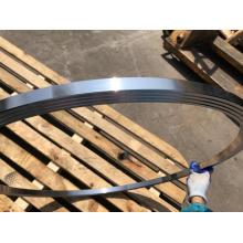 Brida de cara plana de acero al carbono con cuello de soldadura