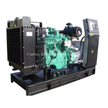 Open Type 50Hz Three Phase Cummins Diesel Generator 100kw