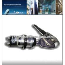 mitsubishi hope elevator station lock, lock for mitsubishi pajero
