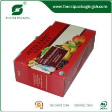Cartón de cartón corrugado para fruta fresca