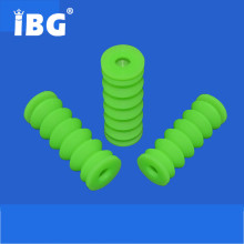 Custom Molded Flexible Silicone Rubber Bellow