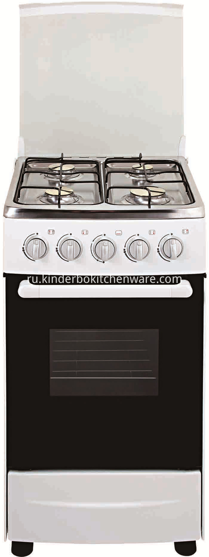 Free Standing Gas Stove with Gas Oven