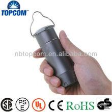 Adjustable Aluminum Camping Lantern Led Flashlight
