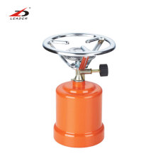 portable gas cartridge stove for coffee ZK02