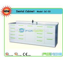 Metal Dental Cabinet with CE (Model: DC-03)
