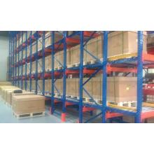 High Capacity Storage System Pallet Flow Racking