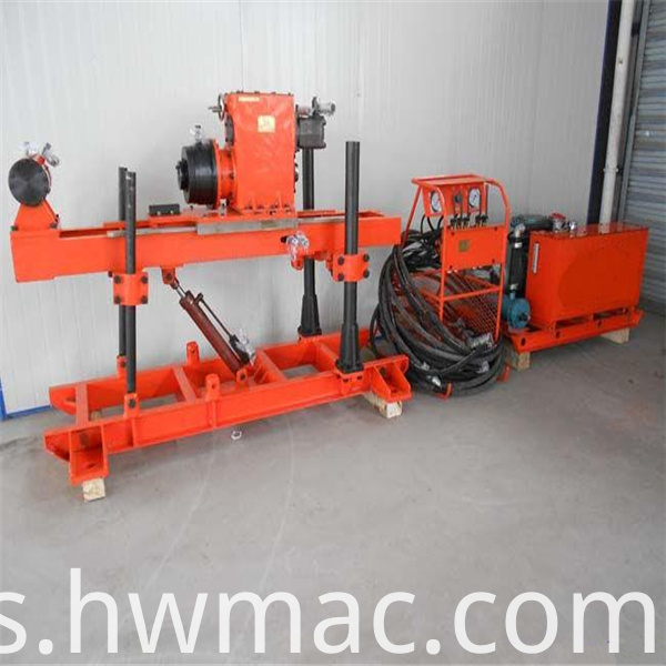 ZDY drilling machine 2