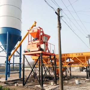 Mini Mix Concrete Batching Plant For Sale