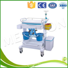 Multifunktions-Trolley mit Schubladen, Notfall-Handwagen