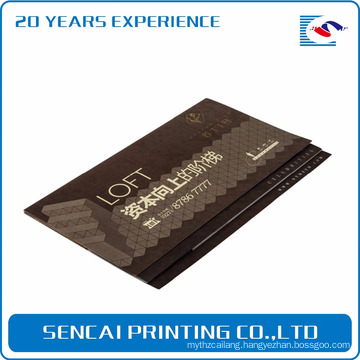 Customized pretty A4 size product catalogue / high quality magazine supplier
