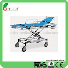 Aluminum folding Emergency bed