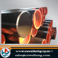 ST44 seamless carbon steel pipe