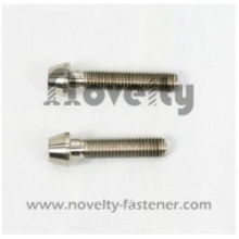 Titanium Bicycle Screw with hex socket