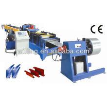Máquina de formação de rolo Purlin / C / Z