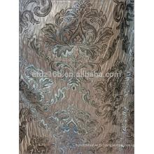 Nouveau tissu de rideau Jacquard à 100% en polyester